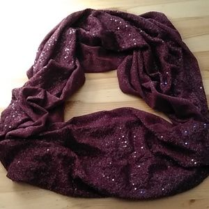 New AEO Infinity Scarf Bling American Eagle